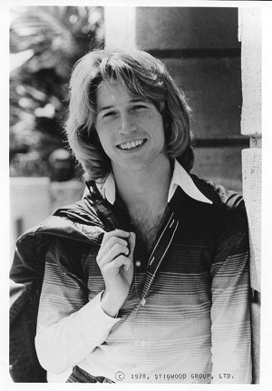 Andy Gibb and Bee Gees website